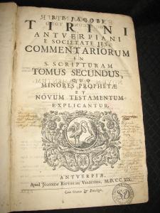 Tirinus title
